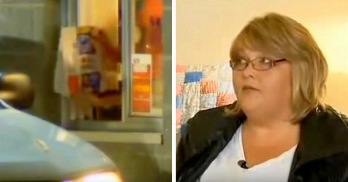 Paar isst bei MacDonald's – öffnet die Tüte und schreit:  Das haben wir nicht bestellt!